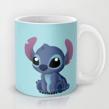 Chibi Stitch Mug by Katie Simpson | Society6