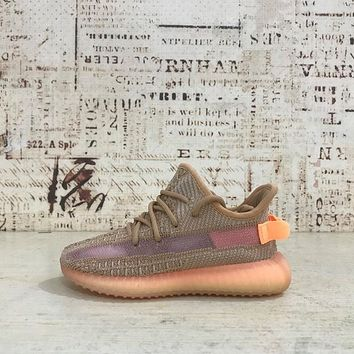 "adidas Yeezy Boost 350 V2 ""Clay"" Toddler Kids Shoes Child Sneakers - Best Deal Online"