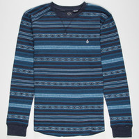 Volcom Fairpipe Mens Thermal Navy  In Sizes