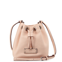 Too Hot to Handle Mini Drawstring Crossbody Bag, Tropical Peach - MARC by Marc Jacobs
