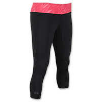 Women's Under Armour Hotshot HeatGear 17 Inch Capris
