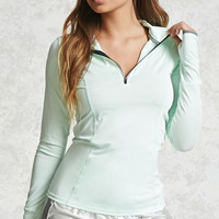 Active Get Moving Pullover Top