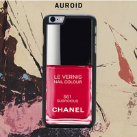 Chanel Nail Polish Suspicious IPhone 6S Plus Case Auroid