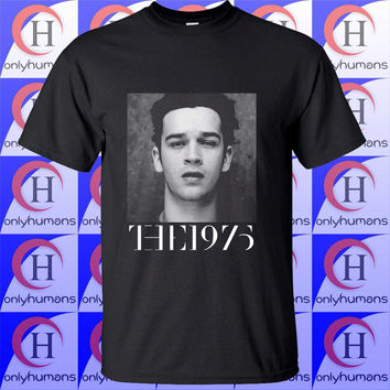 matt healy shirt, the 1975 shirt, the 1975 tshirt, the 1975 clothing, Unisex Tshirt Adult (S,M,L,XL,XXL,XXXL), Funny T shirt