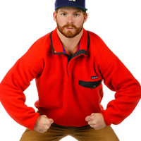 The Recluse Patagonia Fleece