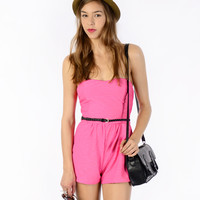 Dance Party Romper - Clothing