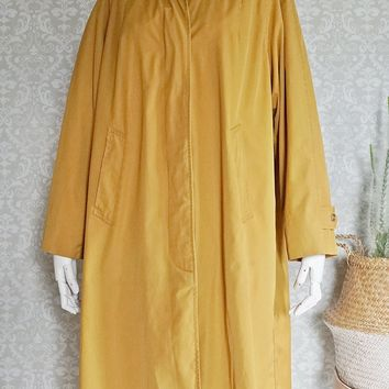 Vintage 1970s Golden Maize + Chore Coat