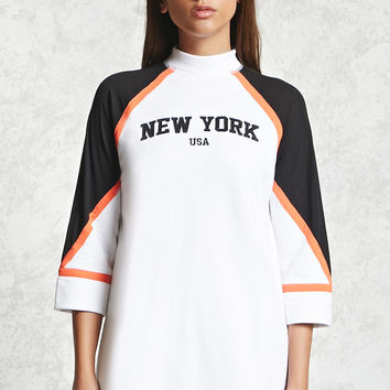 New York Graphic Jersey