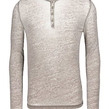Freedom Foundry Burnout Henley Shirt