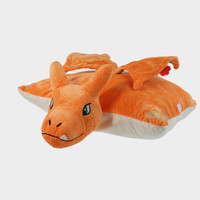 Cute Pokemon Charizard Plush pillow 40*35cm soft Pikachu cushion Charizard dolls For kids fift Free Shipping