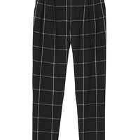Simone check trousers | Archive | Monki.com