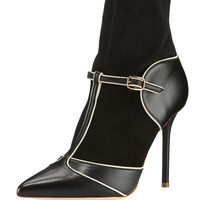 Malone Souliers Sadie Mary Jane T-Strap Boot