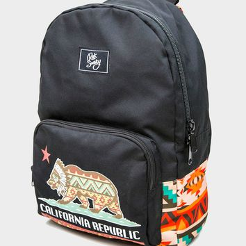 Native Cali Flag Backpack