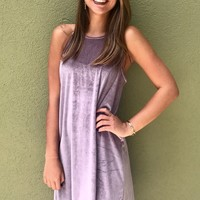 Crushin' It Dress - Lavender