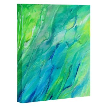 Rosie Brown The Sea Art Canvas