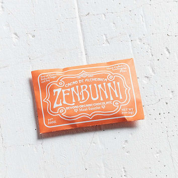 ZenBunni Chocolate Single Microcosmic Chocolate Bar - Urban Outfitters