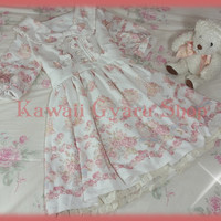 Liz Lisa / My Melody 2015 Collaboration Sweets Dress (NwoT)