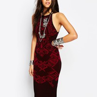 Free People Bodycon Midi Dress at asos.com