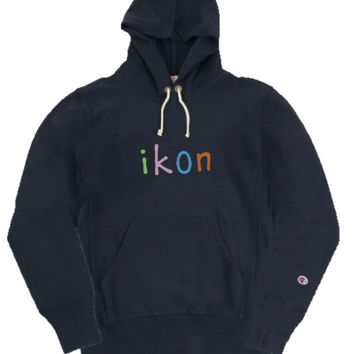 ikon / Champion 9.0 OZ Light Weight Hoodie