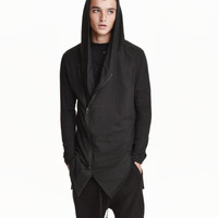 H&M Jersey Cardigan with Hood $29.99
