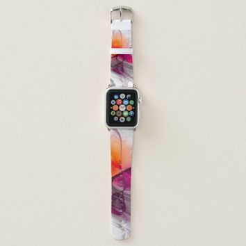 Fraktalkunst Apple Watch Armband