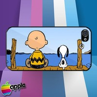 Peanuts Snoopy Comic iPhone 4 or iPhone 4S Case