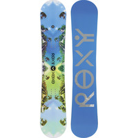 Roxy XOXO PBTX Snowboard - Women's One Color,