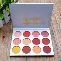 Colourpop 12 Colors Matt Eye Shadow [501352661007]