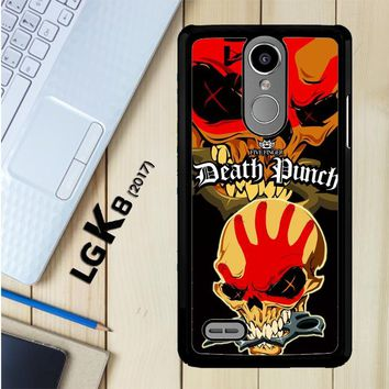 Five Finger Death Punch Z3324 LG K8 2017 / LG Aristo / LG Risio 2 / LG Fortune / LG Phoenix 3 Case