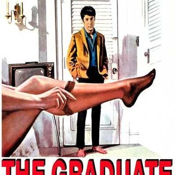 The Graduate Movie Poster 12x18