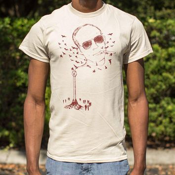 Mens Hunter Thompson Memorial T-Shirt