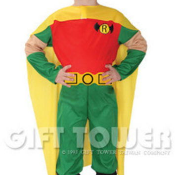 Halloween Costume For Boys Kids Superhero Costume Carnival Cosplay Costume Children Party Perfomance Uniforms GT075