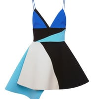Bikini Crepe Mini Dress by Fausto Puglisi - Moda Operandi