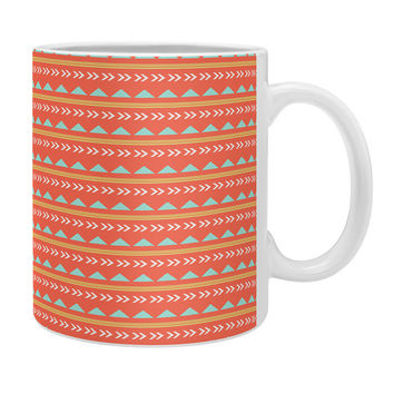 Allyson Johnson Native Aztec Coffee Mug