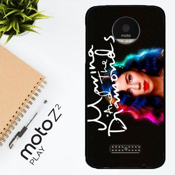 Marina And The Diamonds Z1529 Motorola Moto Z2 Play Case