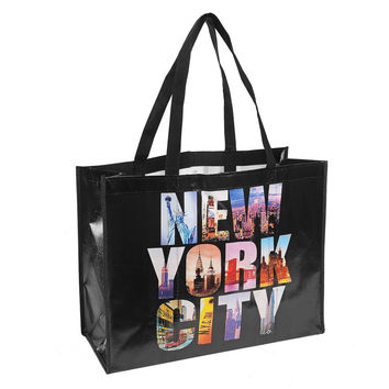 New York City Reusable Shopping Bag
