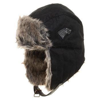MPH Game Of Thrones Faux Fur Trapper Hat