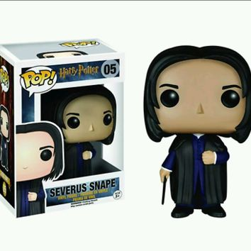 Movie Funko Pop Harry Potter 05# Severus Snape PVC Figure CHN Ver. New In Box