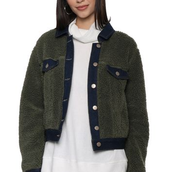 Brooklyn Karma Teddy Western Jacket