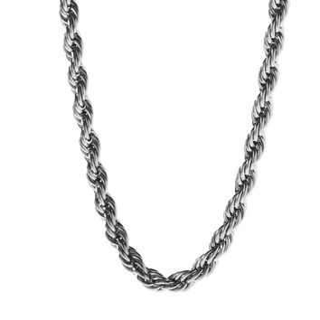 6mm Stainless Steel Rope Chain
