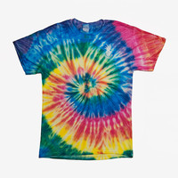 Tie-Dye Travel More Tee | Free