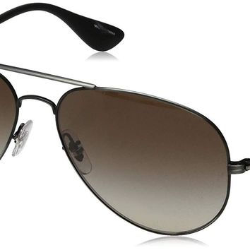 Ray-Ban 3558 Aviator Sunglasses