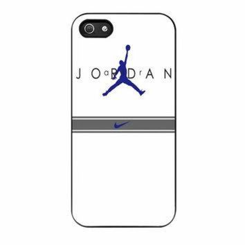 DCKL9 Jordan Flight Blue iPhone 5 Case