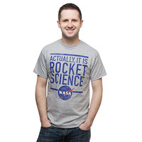 NASA Rocket Science Tee