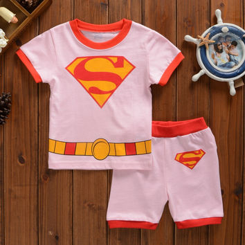 Winter Children Cotton Sleeve Home Set [6324913988]