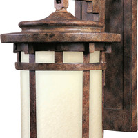 Santa Barbara EE 1-Light Outdoor Wall Lantern 86033 Craftsman