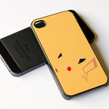 Pikachu  Pokemon  Pokeball  iphone 5 case iphone 4 by IdeaCase