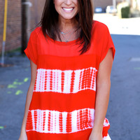 Fading Out Tunic