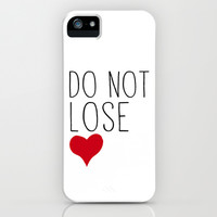2 Corinthians 4:16 Do not lose heart iPhone & iPod Case by Pocket Fuel