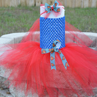 Superman Tutu Set